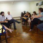 Subsecretário Thiago Horta participou da reunião